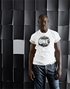 EDUN-ONETee-DjimonHounsou